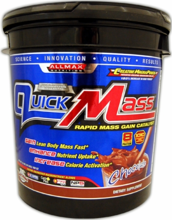 Image for AllMax Nutrition - QuickMass