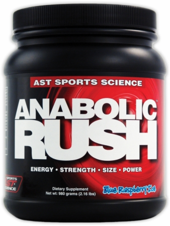 Image for AST - Anabolic Rush