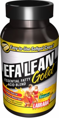 Labrada EFA Lean Gold - 180 Softgels