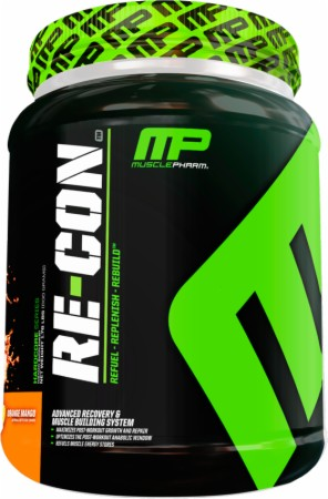 MusclePharm Re-Con - 30 Servings - Fruit Punch
