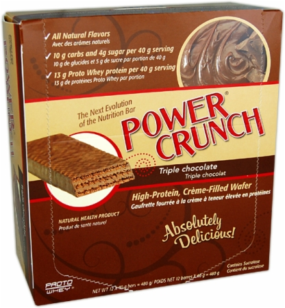 Image for BioNutritional - Power Crunch Bars