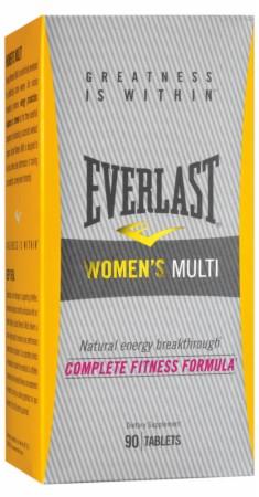 image 25946 450 white Everlast Womens Multi   90 Tablets