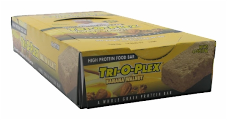 Image for Chef Jay's - Tri-O-Plex Bars
