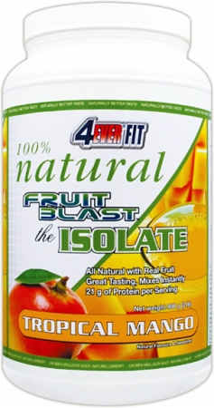 Image for 4Ever Fit - Fruit Blast - The Natural
