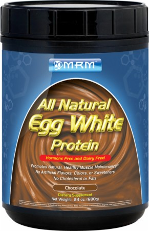 Image for MRM - All Natural Egg White Protein
