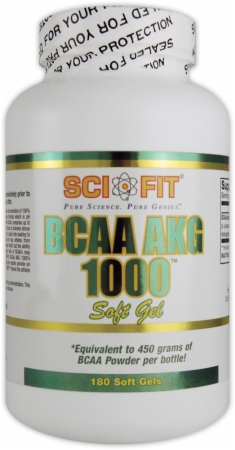 Image for SciFit - BCAA AKG 1000