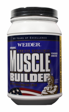 Image for Weider - Muscle Builder