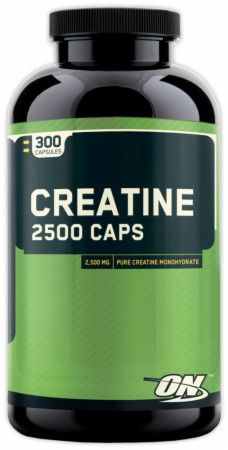 Optimum Creatine 2500 Caps - 200 Capsules
