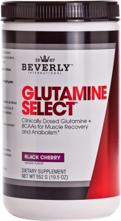 Image for Beverly Int. - Glutamine Select Plus BCAAs