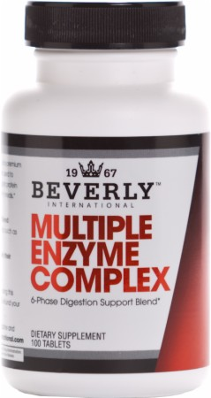 Image for Beverly Int. - Multiple Enzyme Complex