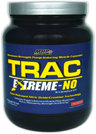 MHP Trac Extreme-NO - 775 Grams - Punch