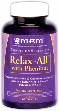 image 26280 450 white MRM Relax All   60 Capsules