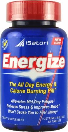 Image for iSatori - Energize