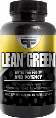 PrimaForce Lean Green , egcg green tea extract weight loss