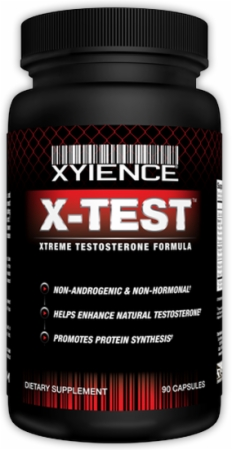 Image for Xyience - XTEST