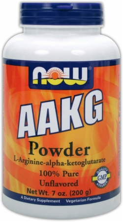 Image for NOW - AAKG Powder