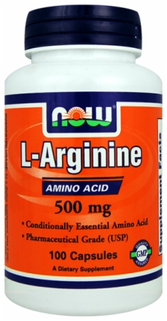 Image for NOW - L-Arginine