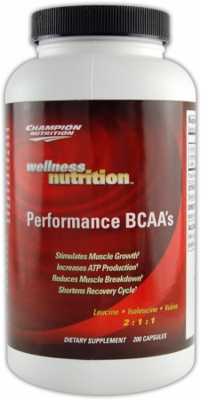 Image for Champion - Performance BCAAs