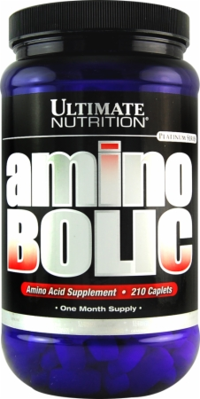 Image for Ultimate Nutrition - Amino Bolic