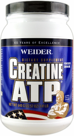 Weider Creatine ATP - 1.41 Lbs. - Fruit Punch