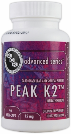 Image for AOR - Peak K2