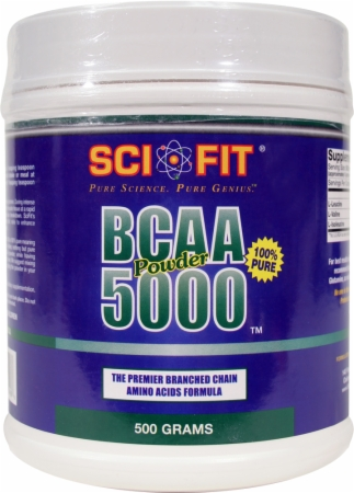 Image for SciFit - BCAA Powder 5000