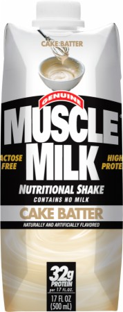 Image for CytoSport - Muscle Milk RTD