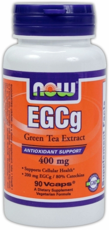 NOW EGCg - 400mg/180 Vcaps