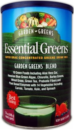 Garden Greens Essential Greens - 17.6 Oz. - Very Berry
