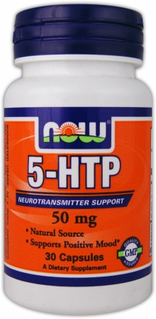 Image for NOW - 5-HTP Caps