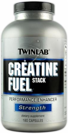 Twinlab Creatine Fuel Stack - 180 Capsules