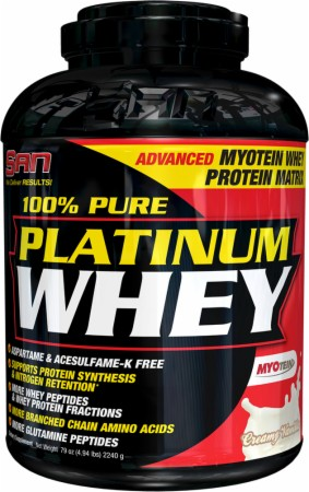 Image for S.A.N. - 100% Pure Platinum Whey