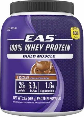EAS 100% Whey Protein - 5 Lbs. - Chocolate