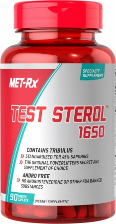 Image for Met-Rx - Test Sterol 1650