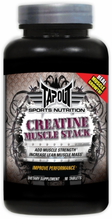 Image for TapouT Sports Nutrition - Creatine Muscle Stack