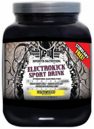 Image for TapouT Sports Nutrition - Electrokick Sport Drink