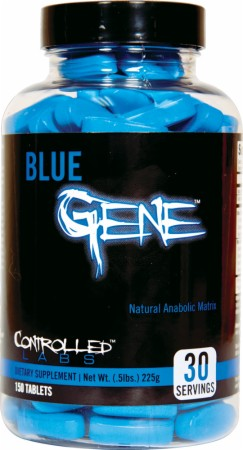 Image for Controlled Labs - Blue Gene