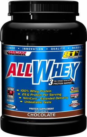 Image for AllMax Nutrition - AllWhey
