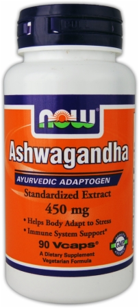Image for NOW - Ashwagandha