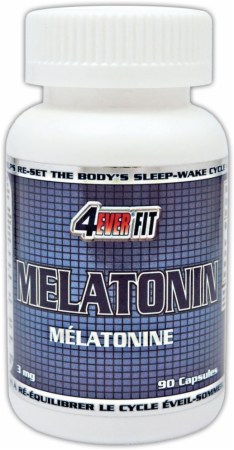 Image for 4Ever Fit - Melatonin