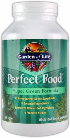 Garden Of Life Perfect Food - 600 Grams - Unflavored