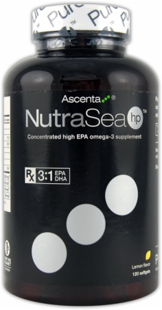 Image for Ascenta - NutraSea Hp