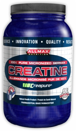 Image for AllMax Nutrition - Micronized Creatine Monohydrate