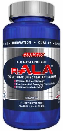 Image for AllMax Nutrition - R-ALA Complex