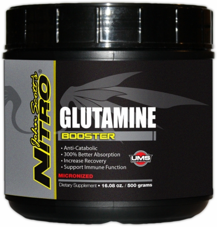 Image for John Scott's Nitro - Micronized L-Glutamine