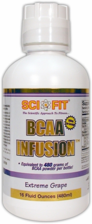 Image for SciFit - BCAA Infusion