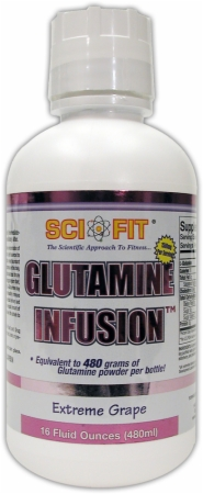 Image for SciFit - Glutamine Infusion