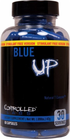 Image for Controlled Labs - Blue Up - Stim Free