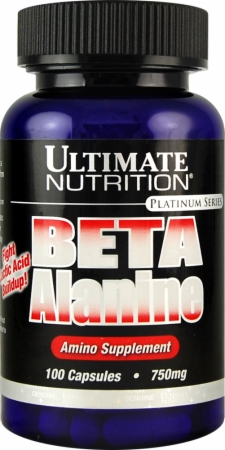 Image for Ultimate Nutrition - Beta Alanine