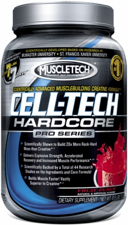 Image for MuscleTech - Cell-Tech Hardcore Pro Series